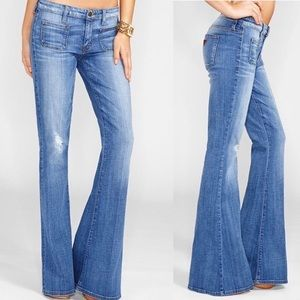 [Guess] Flare Front Pocket Jeans